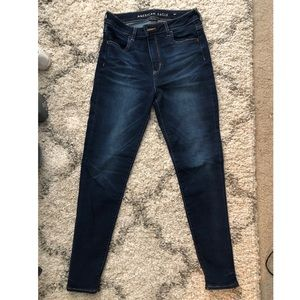 American Eagle jeans size 10 women's